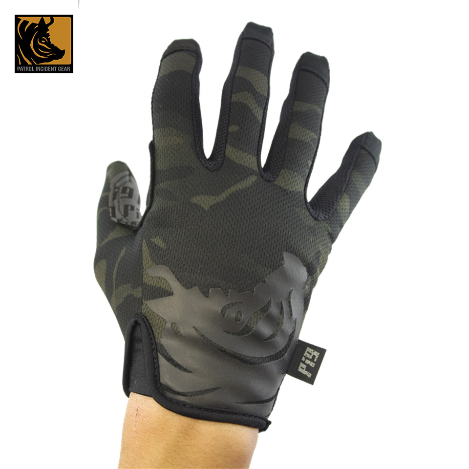 Delta Utility Glove - MultiCam Black