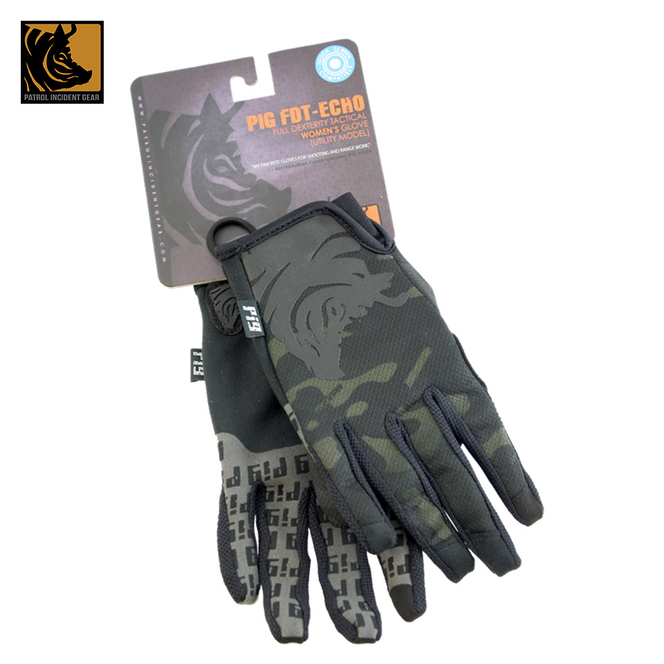 Echo - Women's Utility Glove - MultiCam Black
