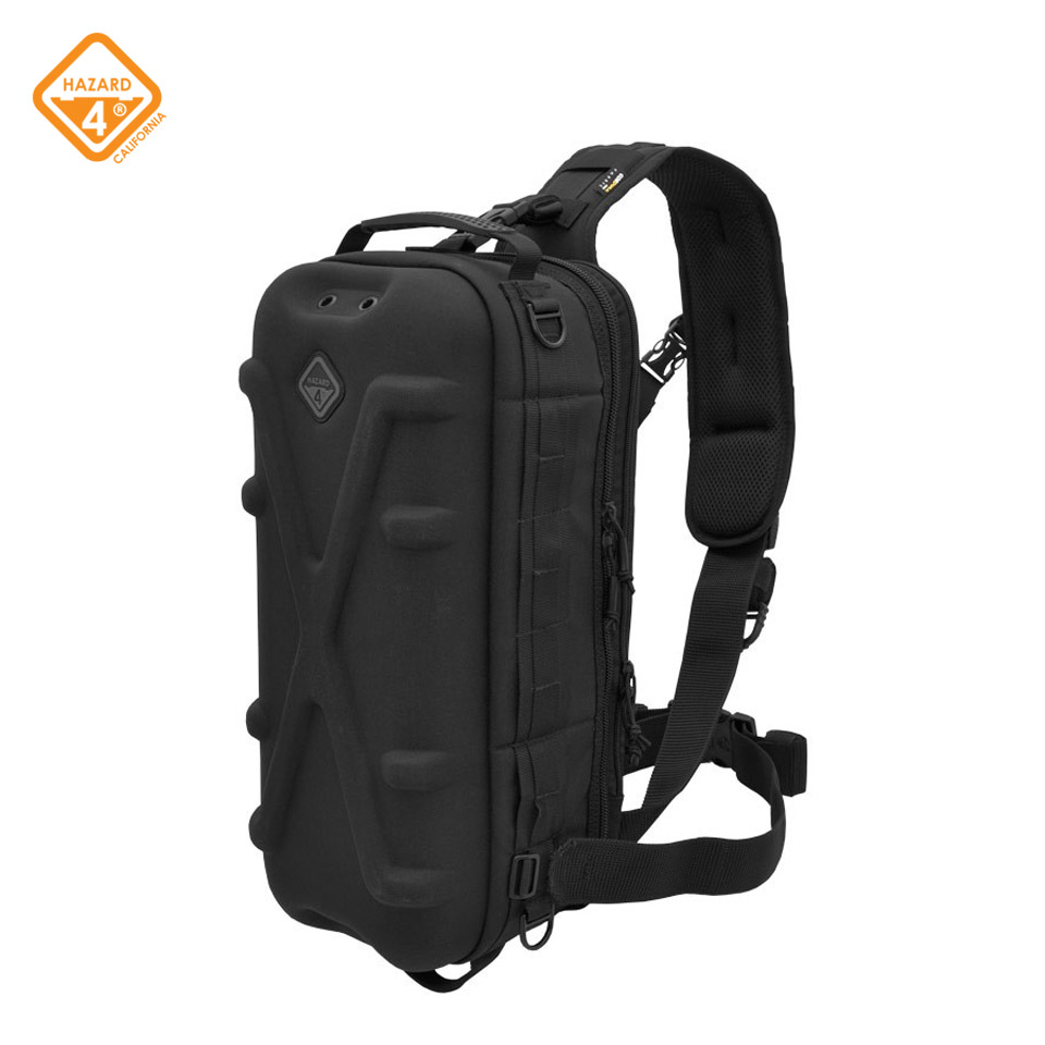 Plan-B Hard - go-bag shell sling-pack