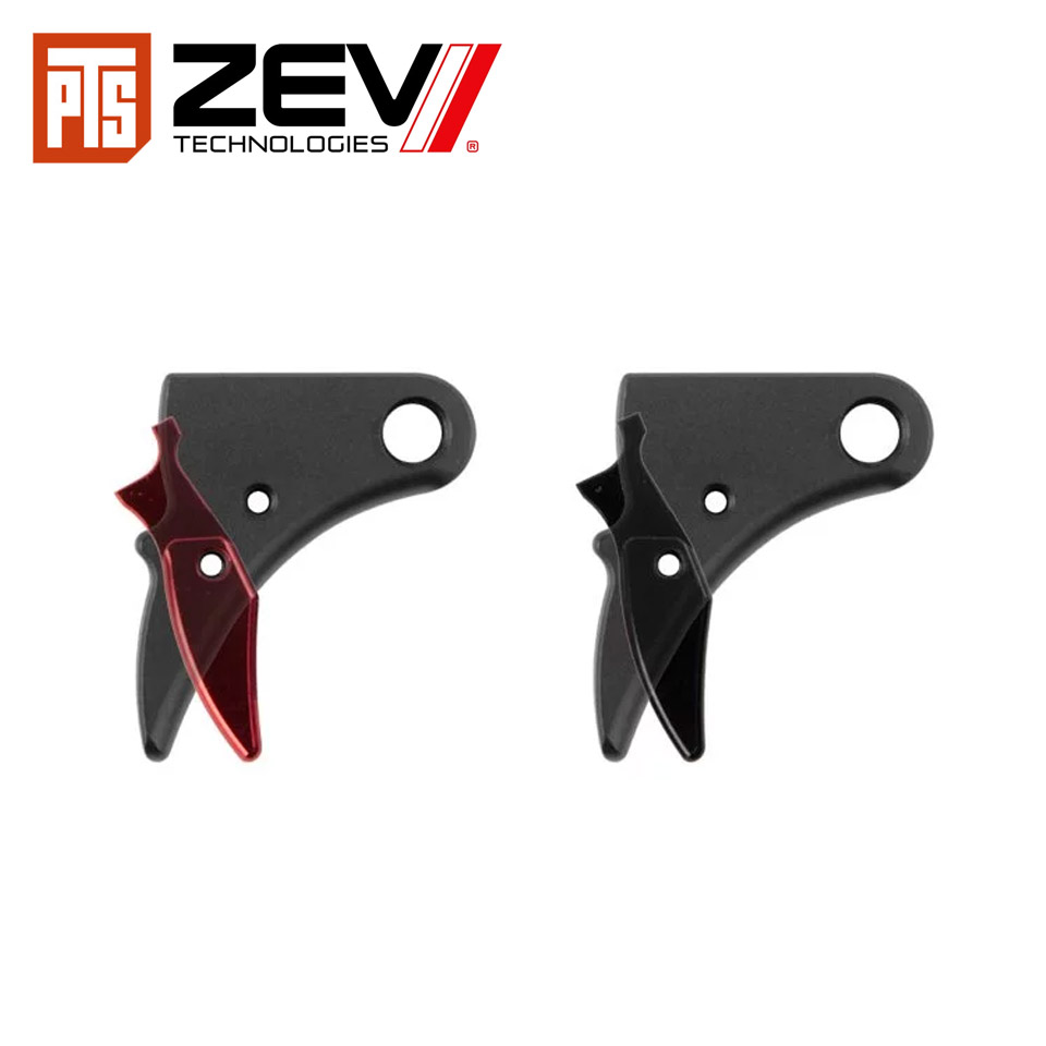 PTS ZEV Fulcrum Adjustable Trigger - TM G17