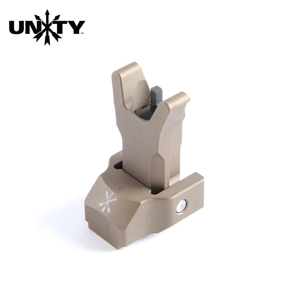 FUSION Backup Iron Sight - Folding FDE