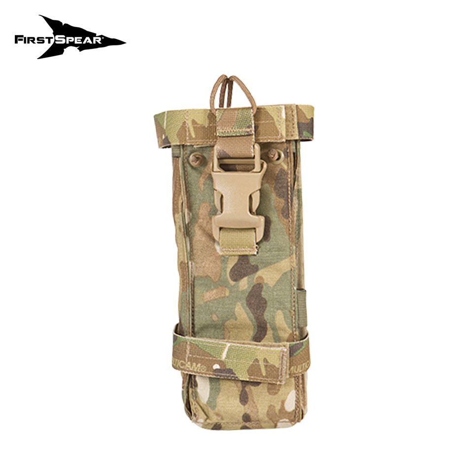 152 Radio Pouch, Hinge Front 6/9