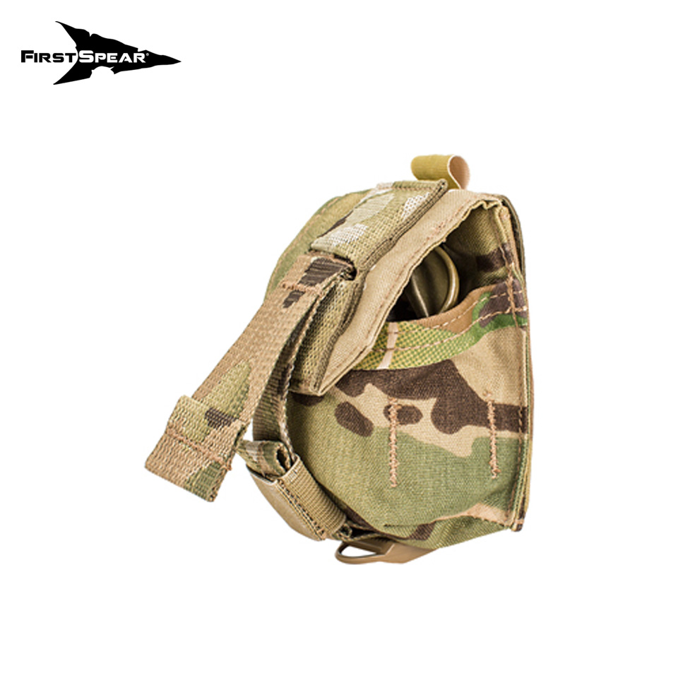 Silent M67 Fragmentation Grenade Pocket, Single 6/9