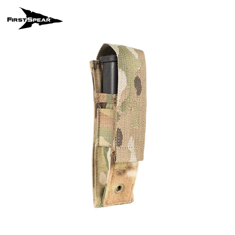 Extended Pistol Mag - 6/12 / MultiCam
