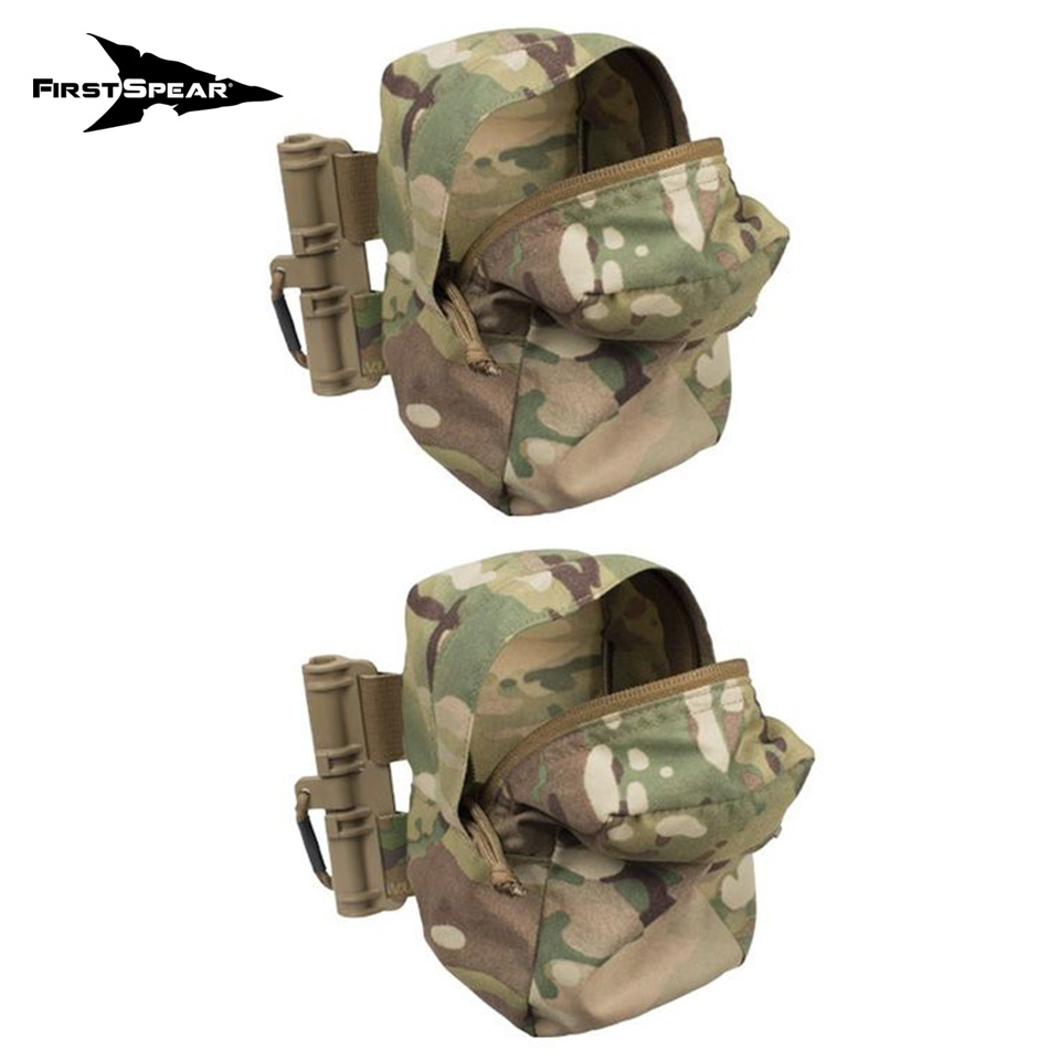 MIKE FORCE PACK, QD SIDE POCKETS - SMALL