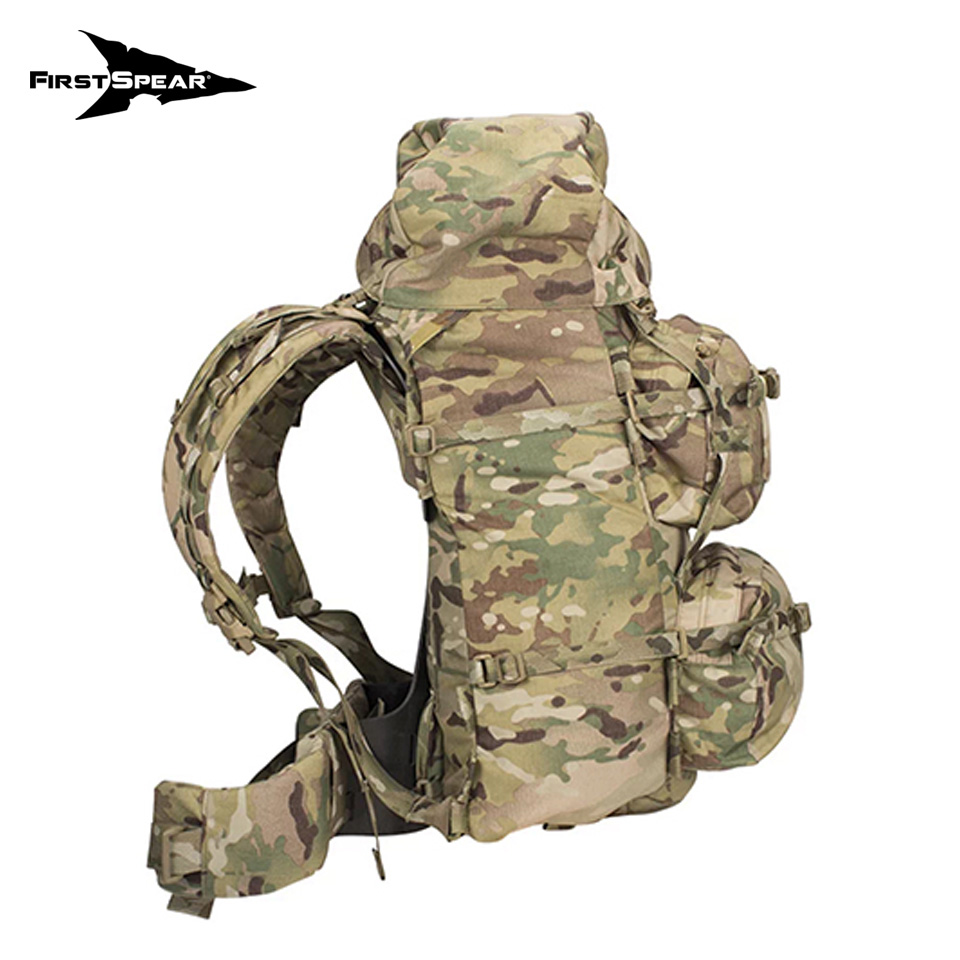 MIKE Force Pack, Standard - Coyote