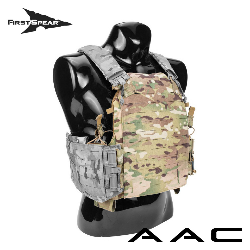 Assaulter Armor Carrier Full Modular Front Panel