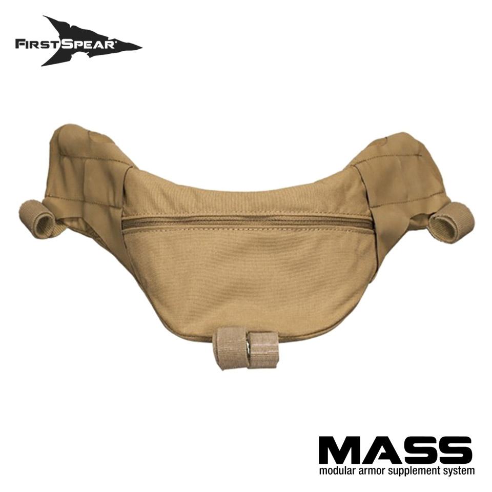 M.A.S.S. Modular Armor Supplement System - Collar Non-Armor