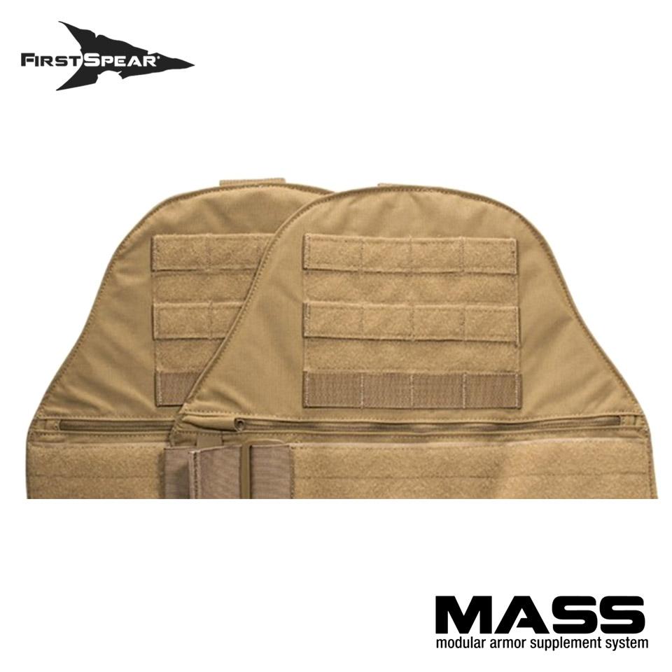 M.A.S.S. Modular Armor Supplement System - Bicep Non-Armor
