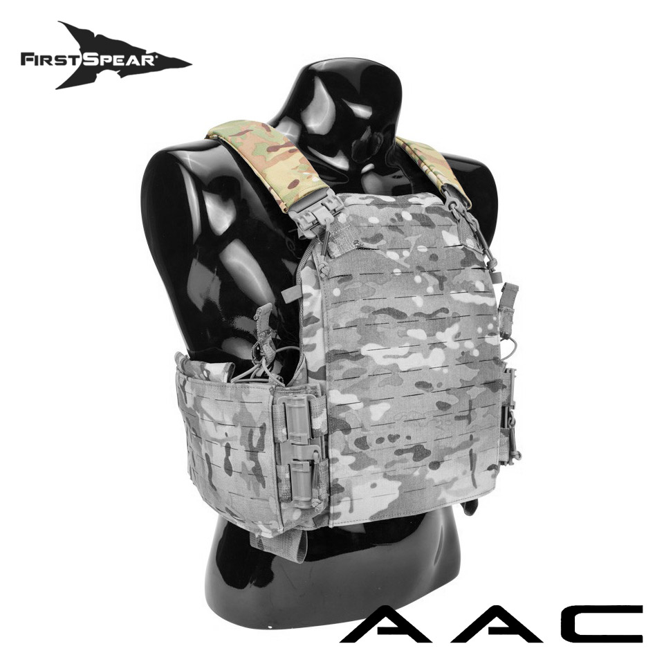 Assaulter Armor Carrier (AAC) - Shoulder Sleeves