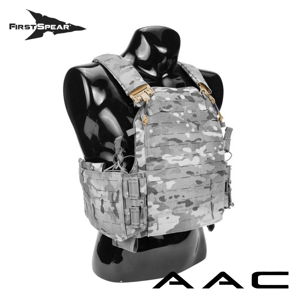Assaulter Armor Carrier (AAC) - Shoulder Strap Kit