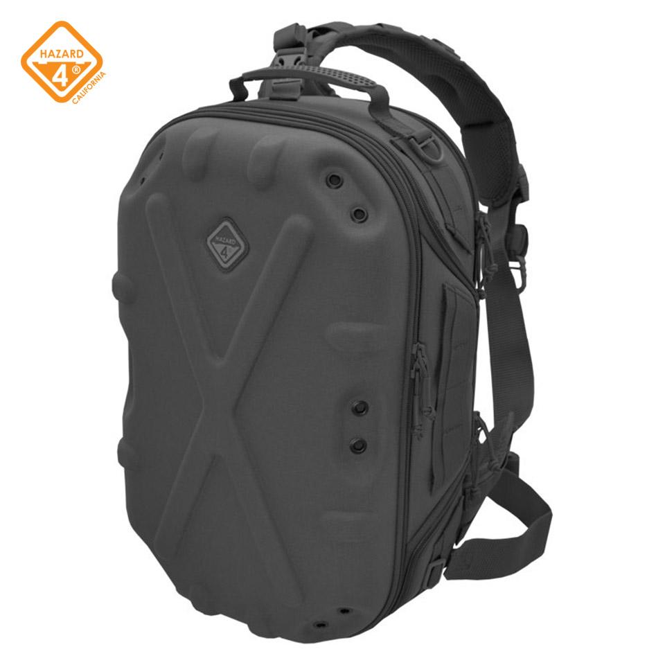 Blastwall - optics hard shell sling-pack