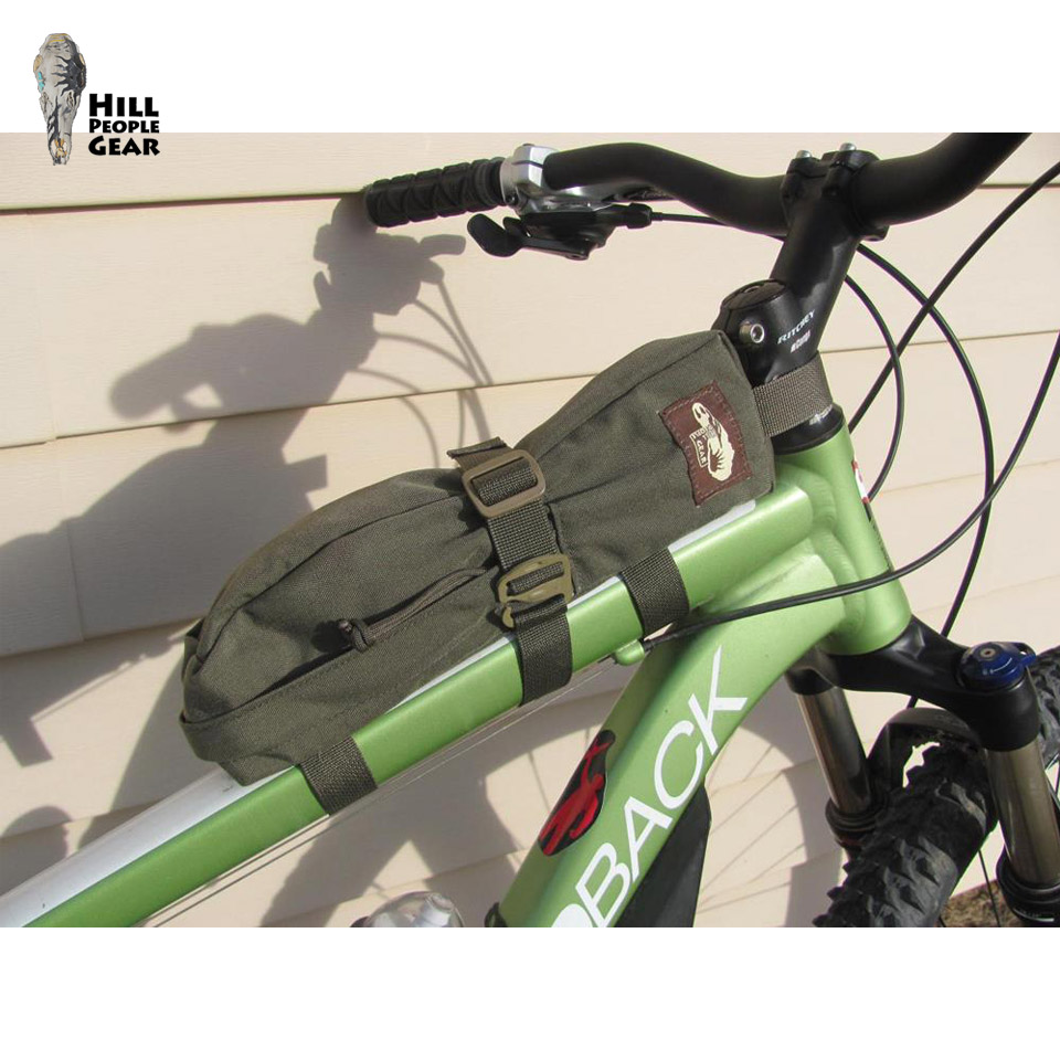 BIKE FRAME BAG - Ranger Green