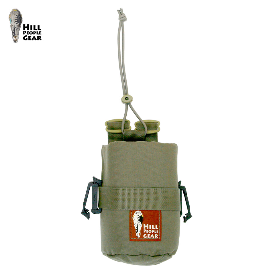 BOTTLE HOLSTERS 16 oz size - Ranger Green
