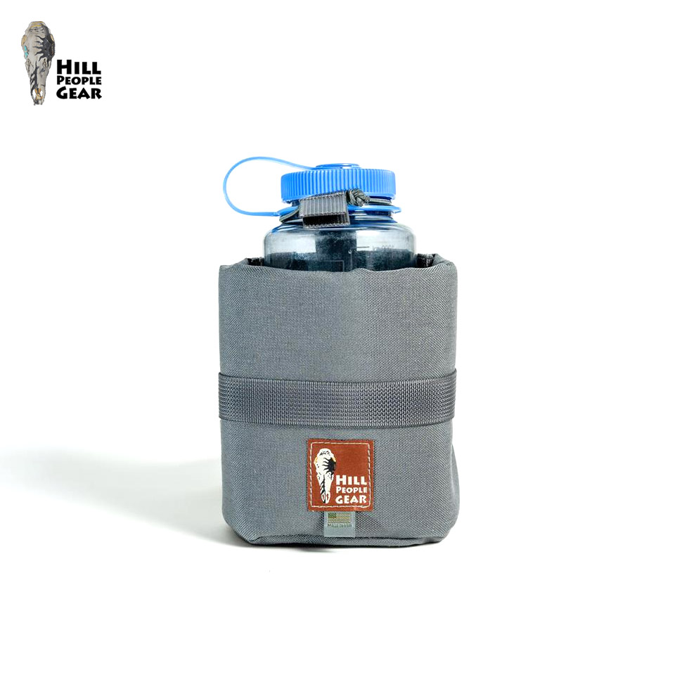 HPG MOBILITY - BOTTLE HOLSTER - manatee grey