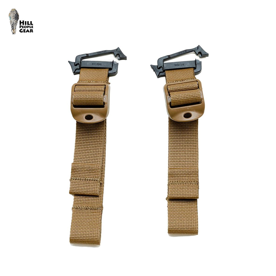 LIFTER STRAPS - Coyote