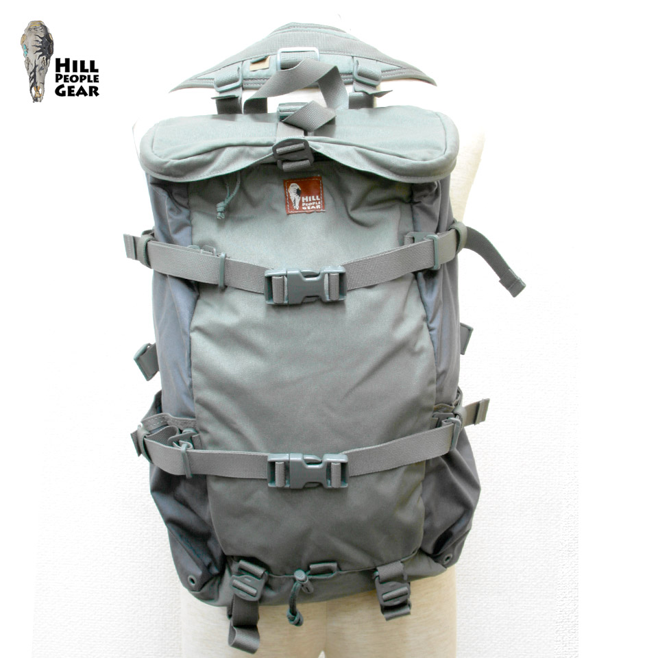 UMLINDI BACKPACK - Foliage / Manatee