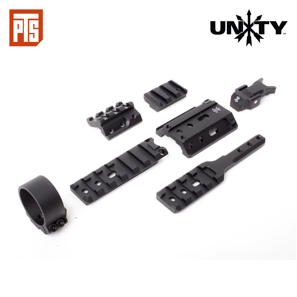 PTS Unity Tactical - FUSION Mounting System