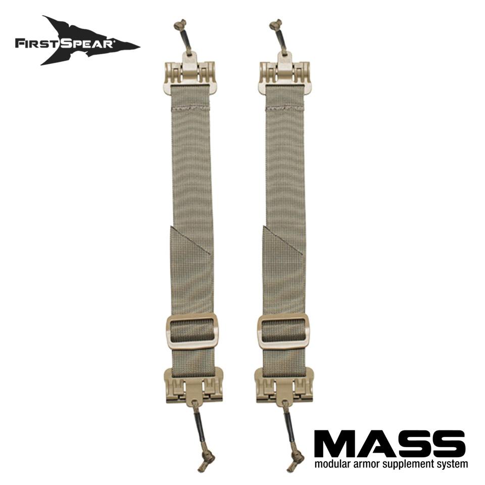 MASS Shoulder Straps - Siege-R Optimized