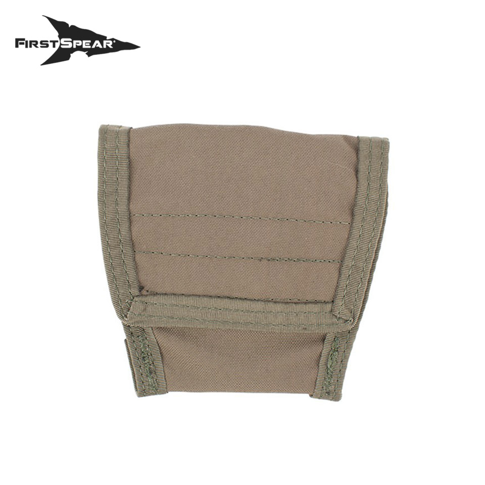 Handcuff Pouch, Double 6/9