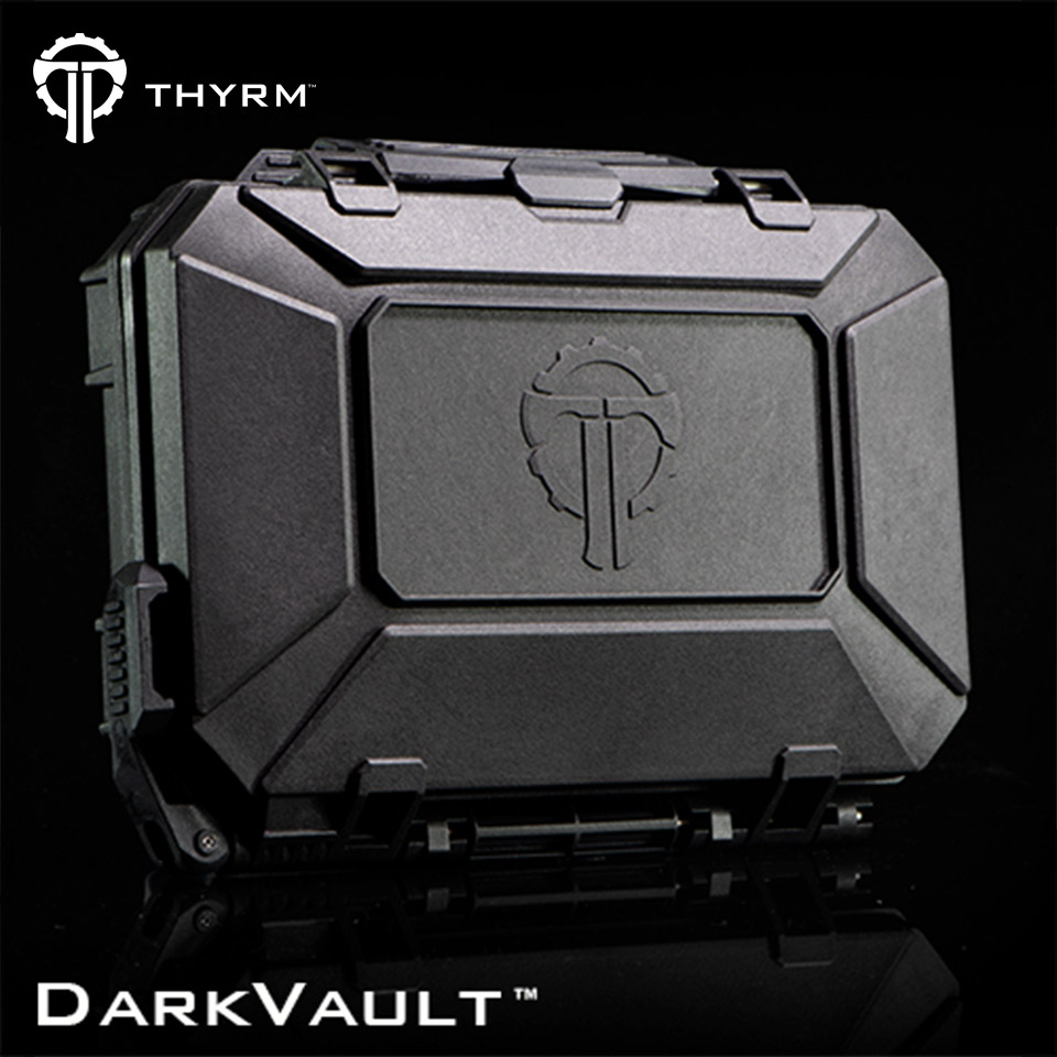 DarkVault Critical Gear Case - Blocking