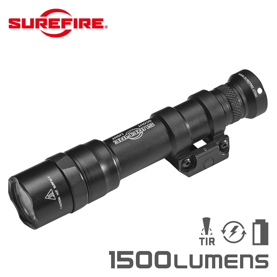 M600DF - Dual Fuel LED Scout Light