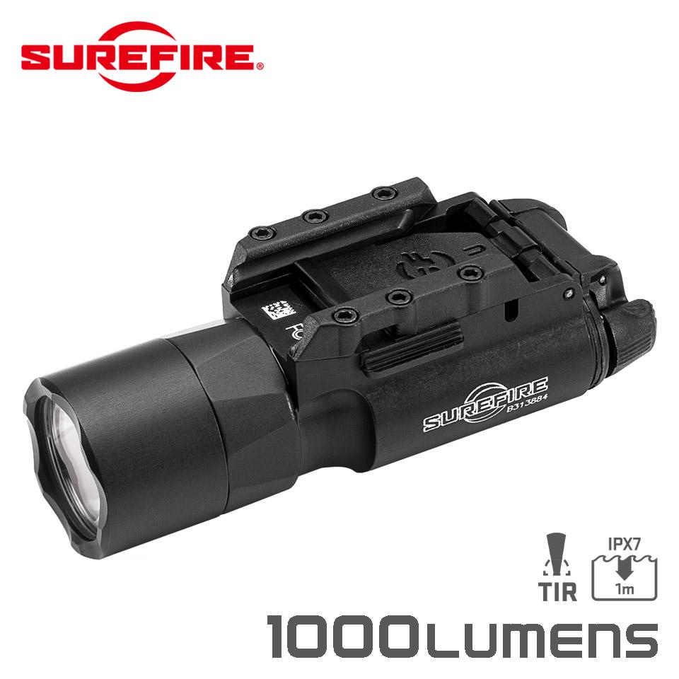 X300U-A WEAPONLIGHT - Ultra-High-Output LED Handgun WeaponLight