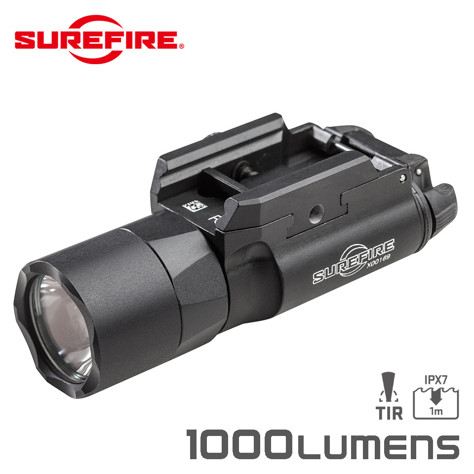 X300U-B WEAPONLIGHT - Ultra-High-Output LED Handgun WeaponLight