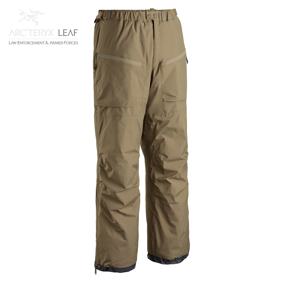 COLD WX PANT LT GEN 2 MEN'S - Crocodile