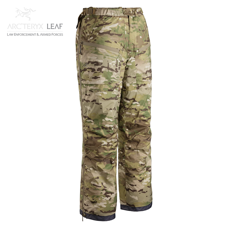 COLD WX PANT LT GEN 2 MULTICAM MEN'S