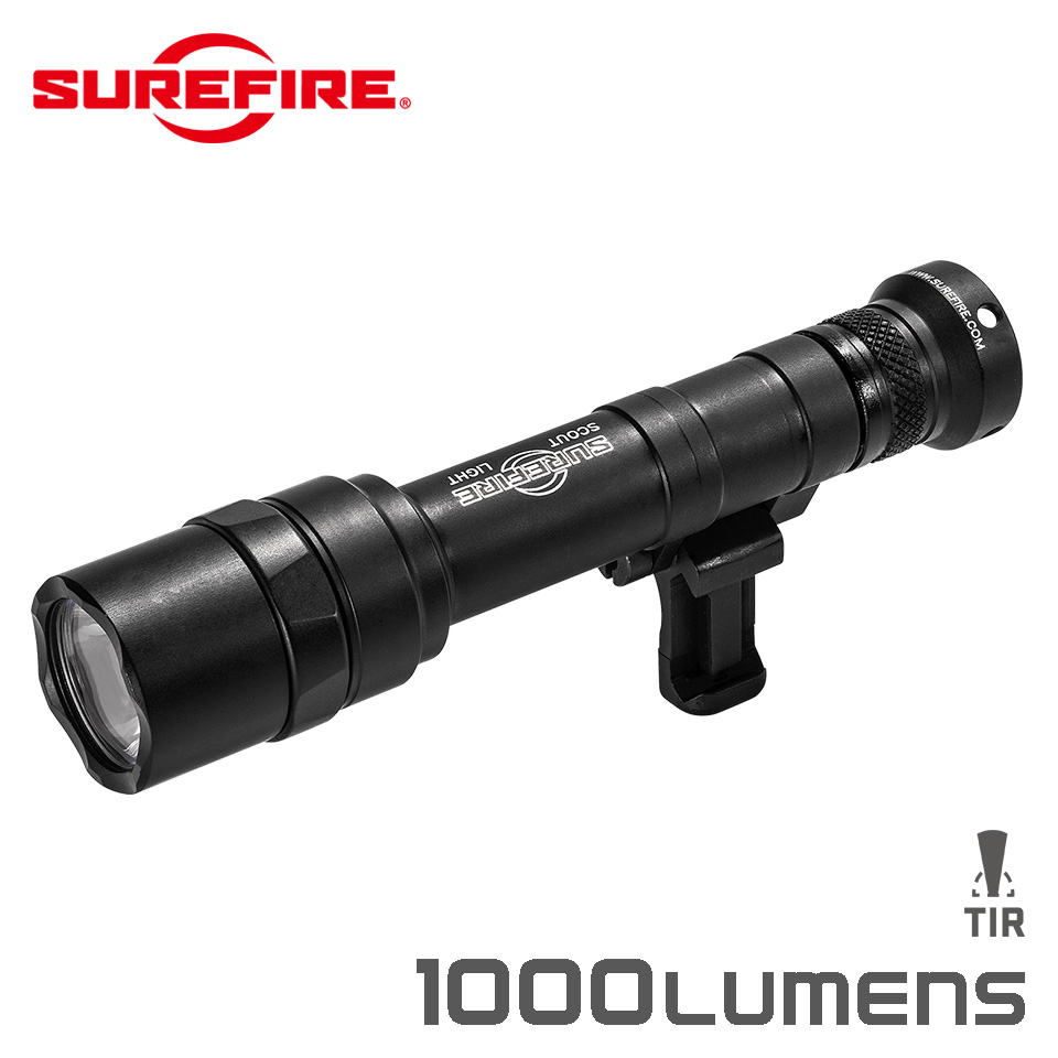 SCOUTLIGHT PRO - Ultra High Output LED WeaponLight