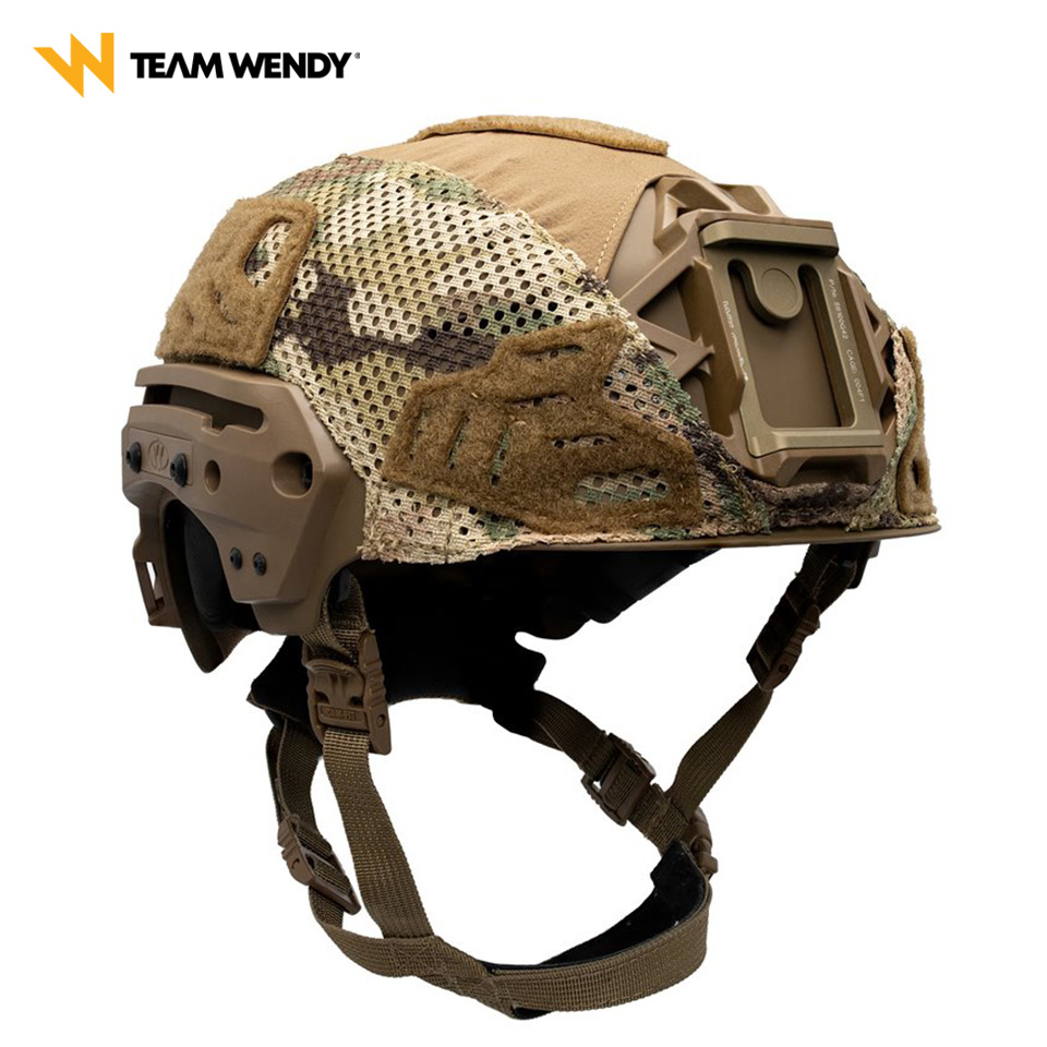 EXFIL CARBON RAIL 2.0 HELMET COVERS