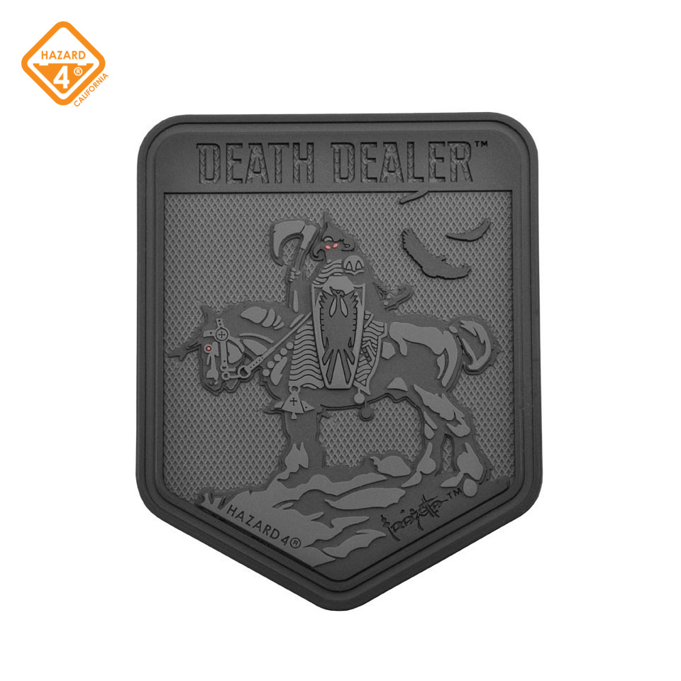 Death Dealer patch by Frank Frazetta