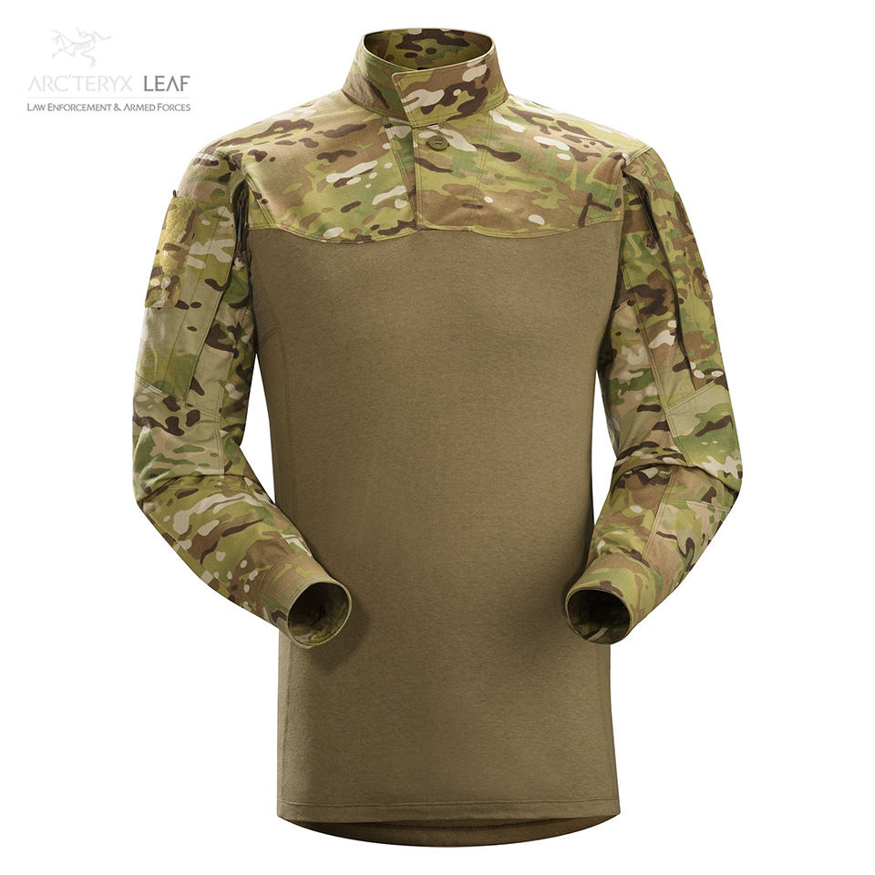 ASSAULT SHIRT AR MULTICAM MEN'S