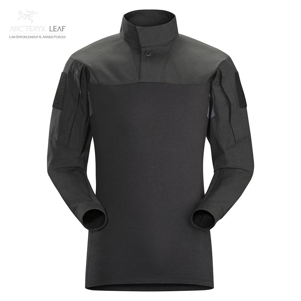 ASSAULT SHIRT AR MEN'S - Black