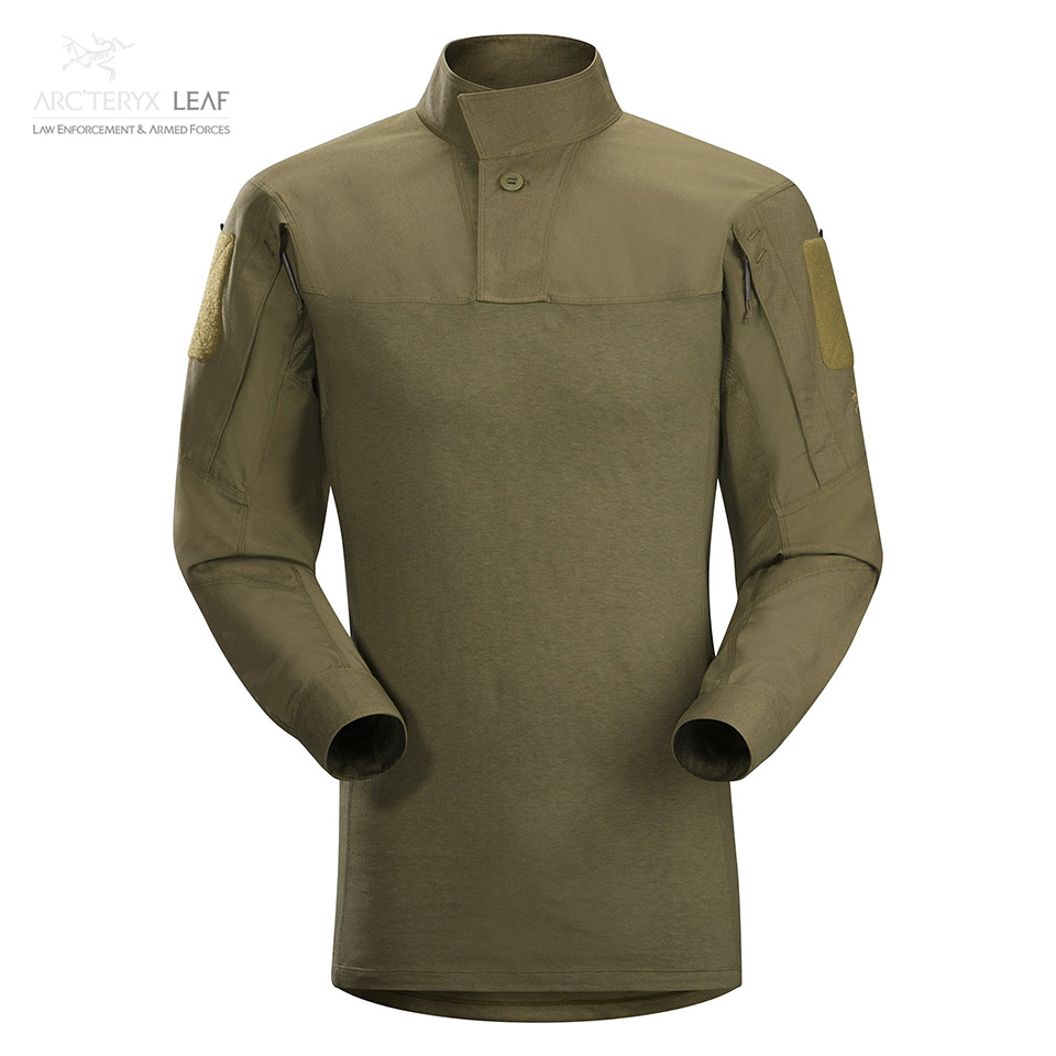 ASSAULT SHIRT AR MEN'S - Ranger Green