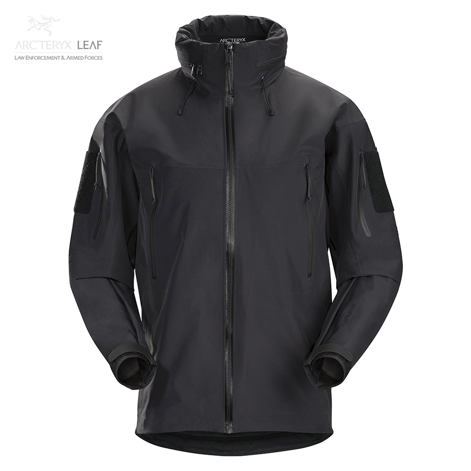 ALPHA JACKET GEN 2 MEN'S - Black