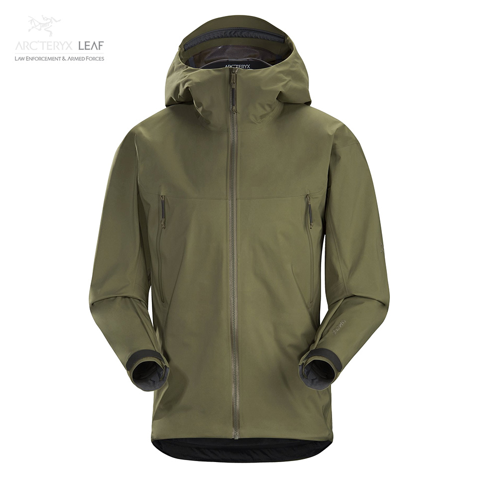 ALPHA JACKET LT GEN 2 MEN'S - Ranger Green