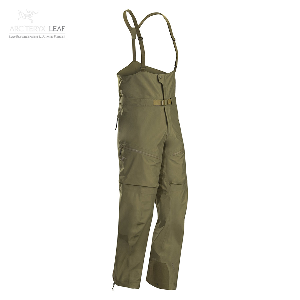 ALPHA BIB PANT GEN 2 MEN'S - Crocodile