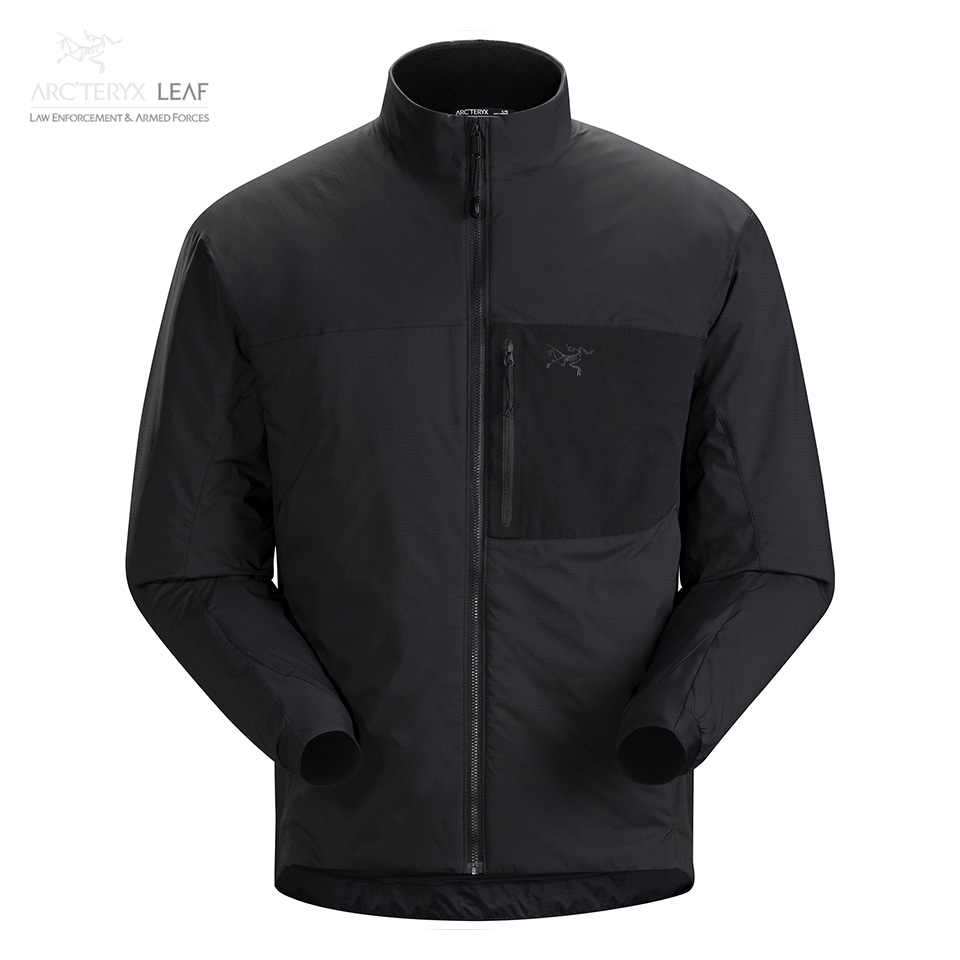 ATOM LT JACKET GEN 2 MEN'S - Black