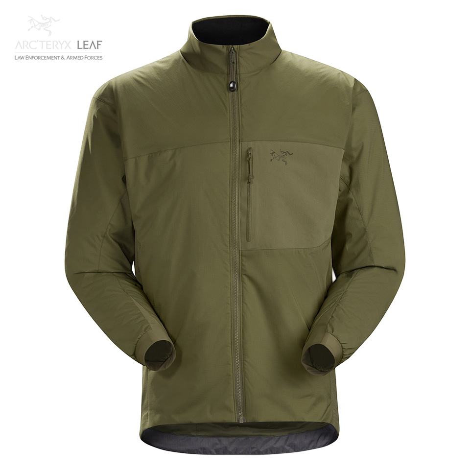 ATOM LT JACKET GEN 2 MEN'S - Ranger Green