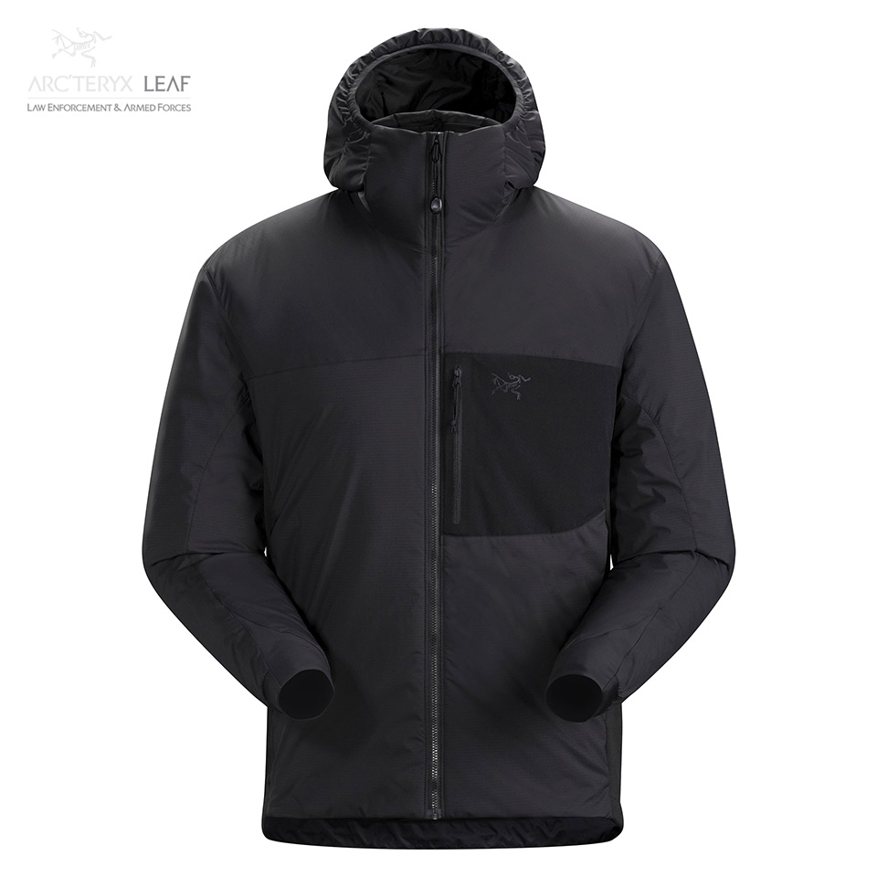 ATOM LT HOODY GEN 2 MEN'S - Black