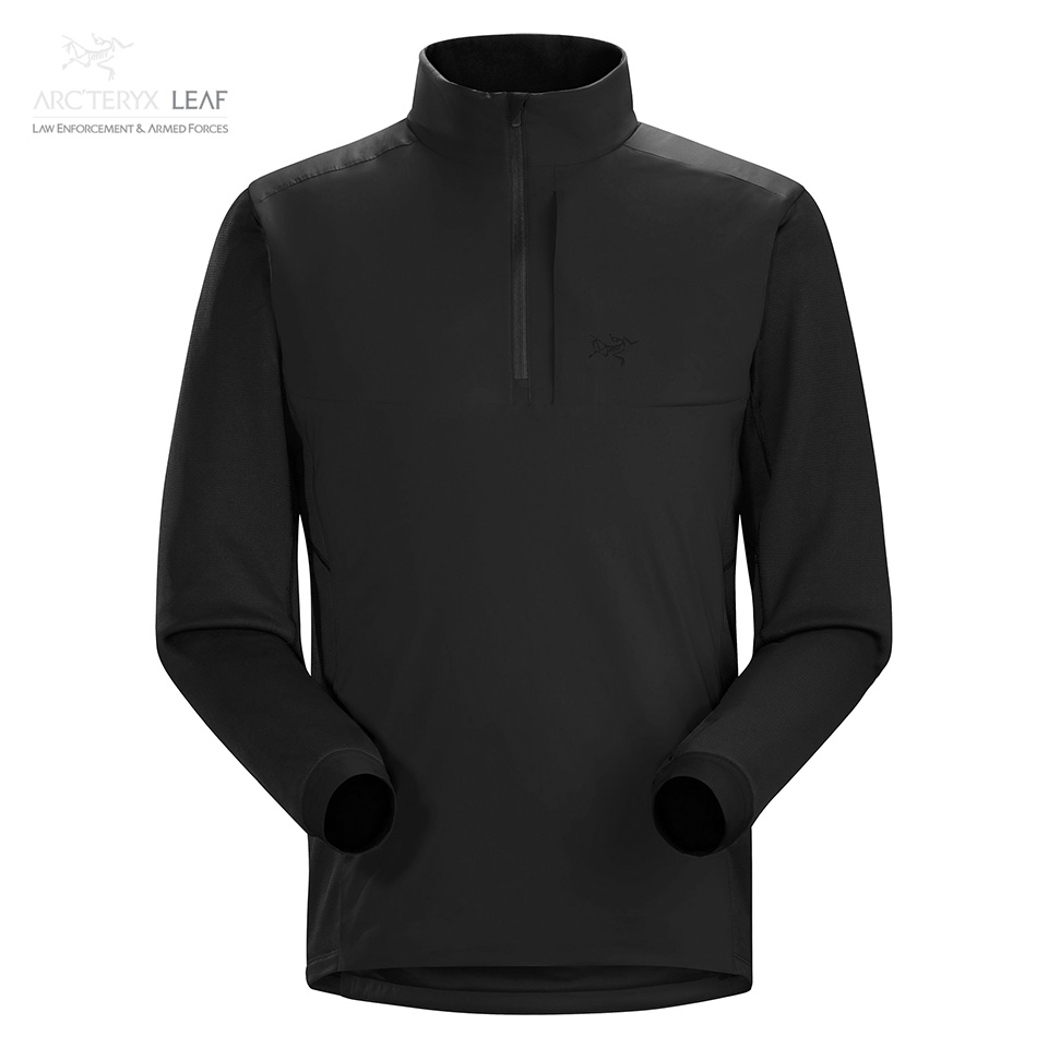 NAGA PULLOVER AR MEN'S - Black