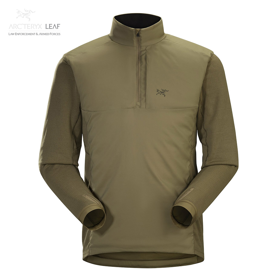 NAGA PULLOVER AR MEN'S - Crocodile