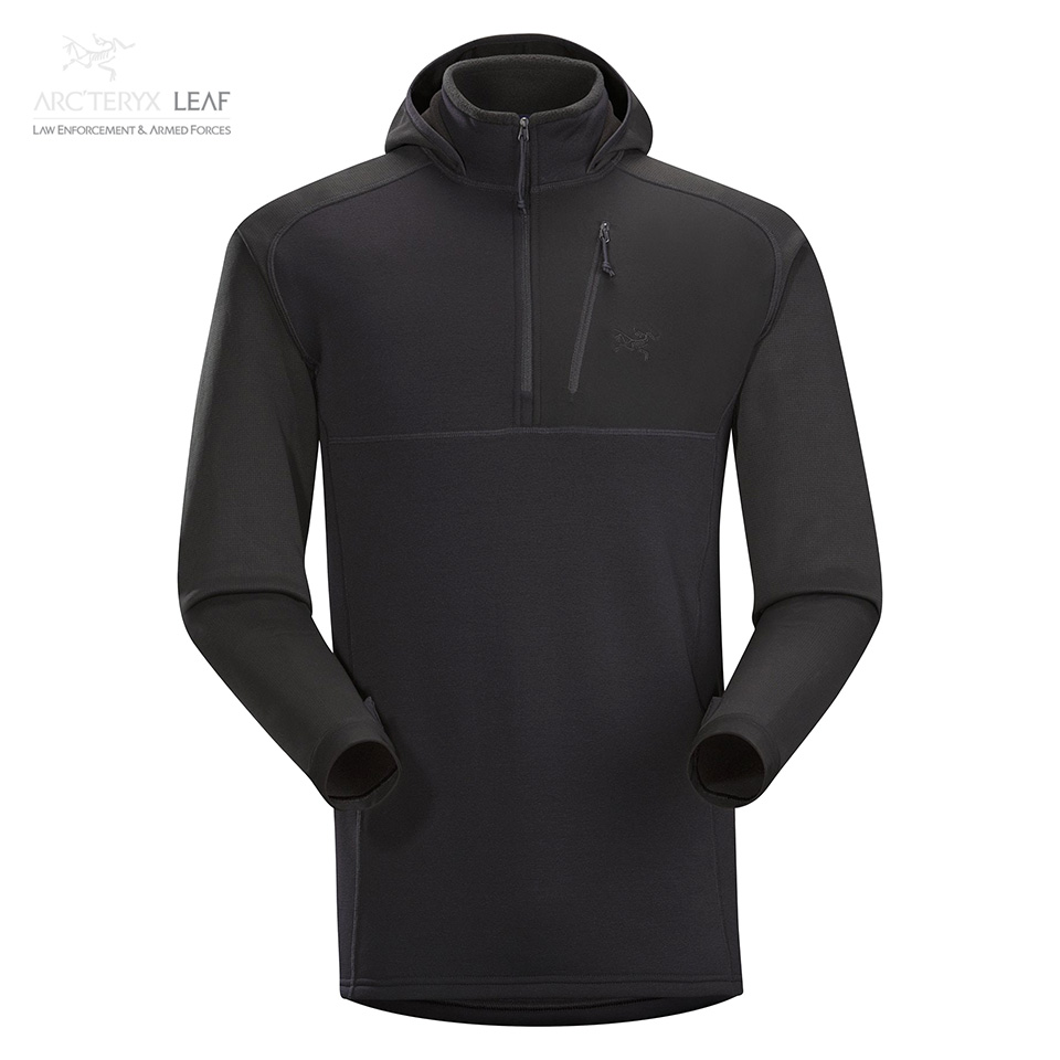 NAGA HOODY GEN 2 MEN'S - Black