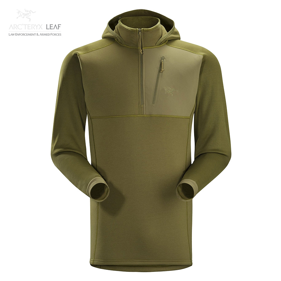 NAGA HOODY GEN 2 MEN'S - Ranger Green
