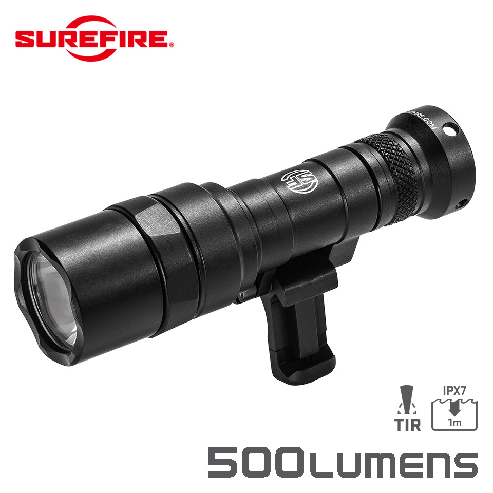 MINI SCOUTLIGHT PRO - Compact LED WeaponLight