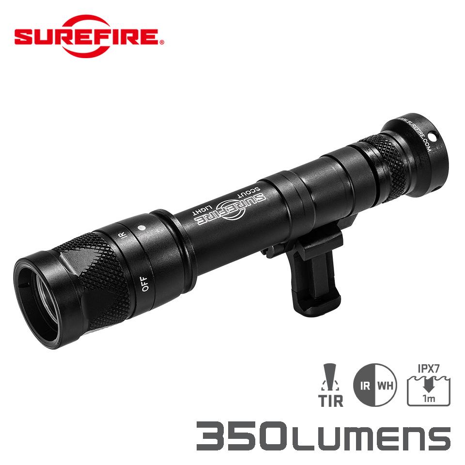 INFRARED SCOUTLIGHT PRO - Infrared/White LED WeaponLight