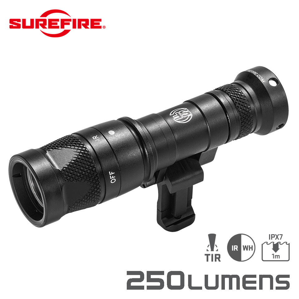 MINI INFRARED SCOUTLIGHT PRO - Compact Infrared/White LED WeaponLight【EAR対象製品】