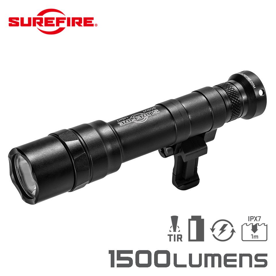 SCOUT LIGHT PRO DUAL FUEL - 6-Volt Dual Fuel Scout Light Pro w/ Z68 Tailcap